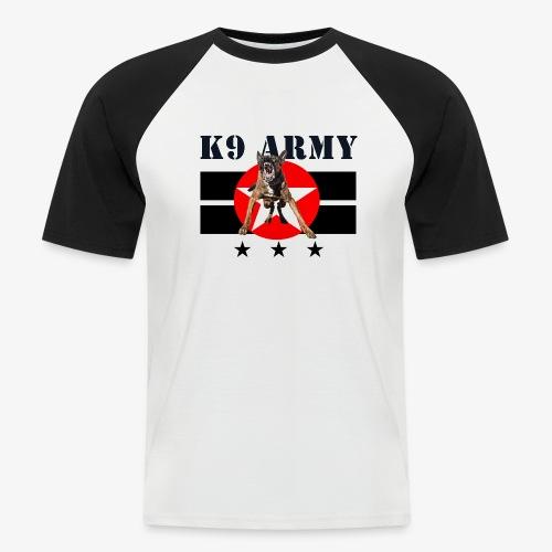 K9 CARDI ARMY - Men's Baseball T-Shirt