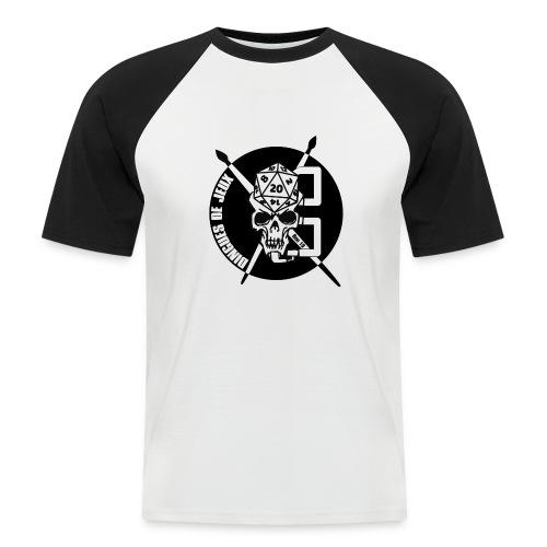 Dingues de Jeux / Ben 19 - T-shirt baseball manches courtes Homme
