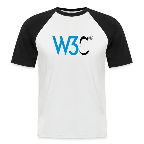 w3c - Men's Baseball T-Shirt