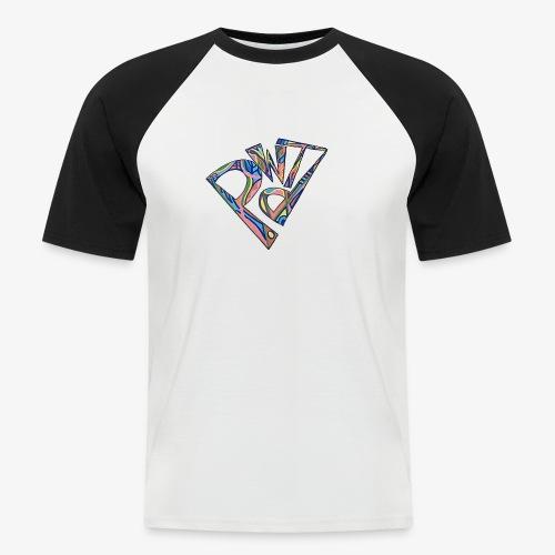 PDWT - T-shirt baseball manches courtes Homme
