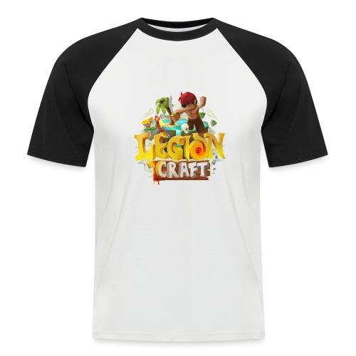 LegionCraft - T-shirt baseball manches courtes Homme