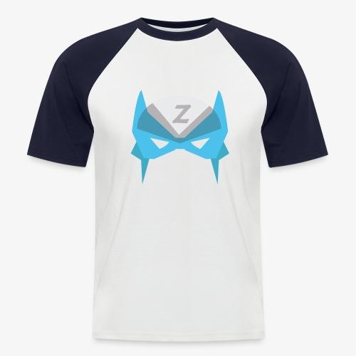 MASK 3 SUPER HERO - T-shirt baseball manches courtes Homme