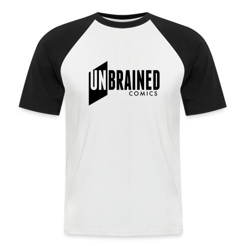 Unbrained LOGO - Camiseta béisbol manga corta hombre