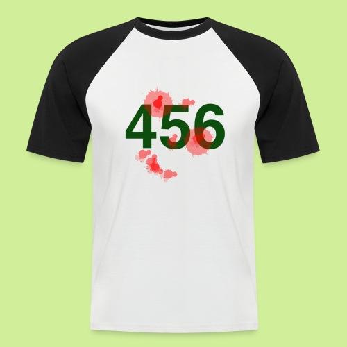 Numbers - Men's Baseball T-Shirt