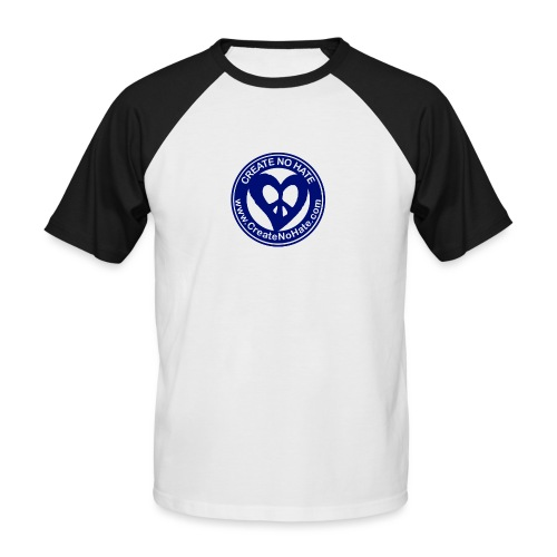 THIS IS THE BLUE CNH LOGO - Men's Baseball T-Shirt