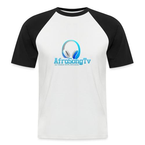 logo - Camiseta béisbol manga corta hombre