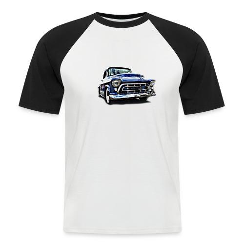 ok 175 - T-shirt baseball manches courtes Homme