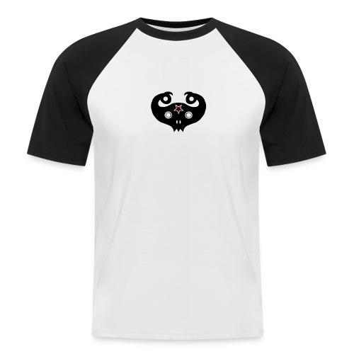 The Devil - T-shirt baseball manches courtes Homme