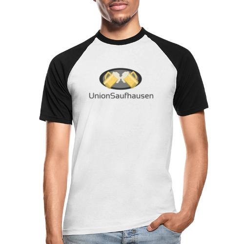 UnionSuffhausenMerch - Männer Baseball-T-Shirt