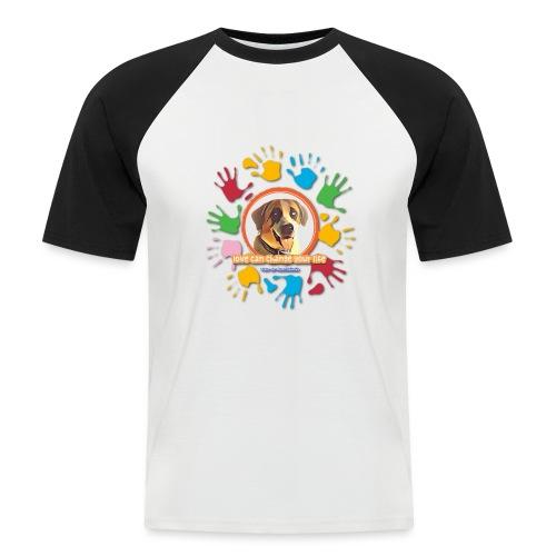 Bubu - Men's Baseball T-Shirt