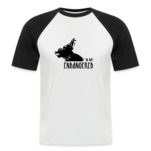 Endangered - Camiseta béisbol manga corta hombre