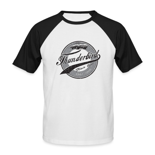 Thunderbird Flair Bird 1964 - 1966 Retro - Männer Baseball-T-Shirt