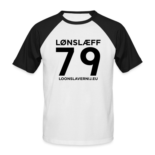 100014365_129748846_loons - Mannen baseballshirt korte mouw