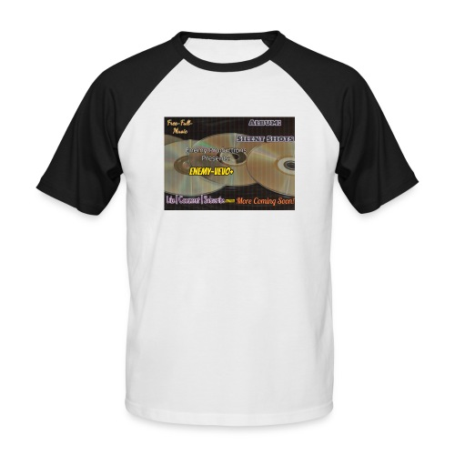 Enemy_Vevo_Picture - Men's Baseball T-Shirt