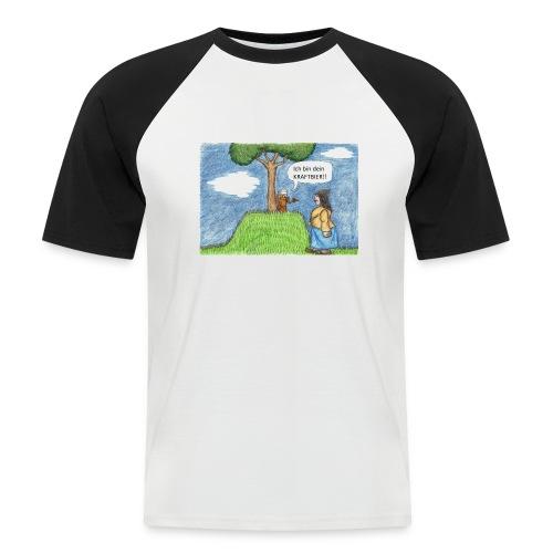Kraftbier - Männer Baseball-T-Shirt