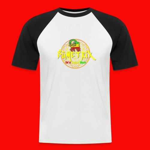 SÜEMTRIX FANSHOP - Männer Baseball-T-Shirt