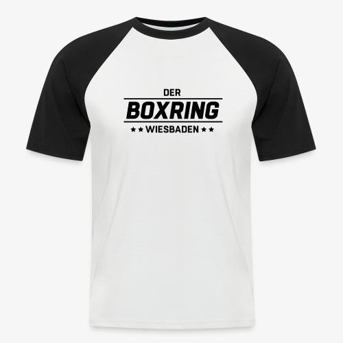 Der Boxring Wiesbaden - Männer Baseball-T-Shirt