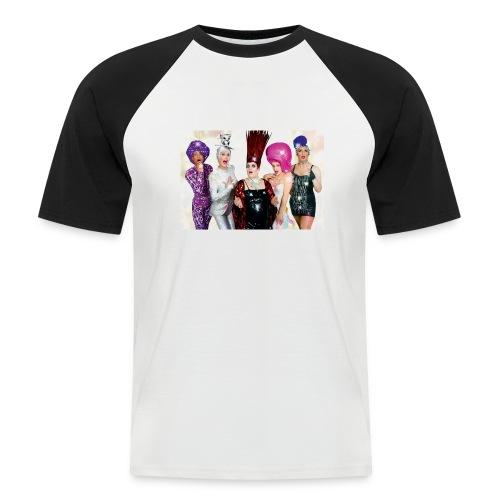 Covergirls - Männer Baseball-T-Shirt