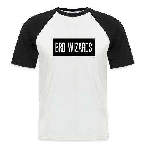 Browizardshoodie - Men's Baseball T-Shirt