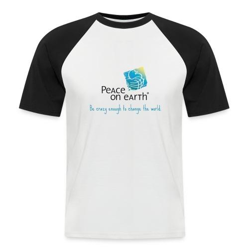 becrazy1 - Männer Baseball-T-Shirt