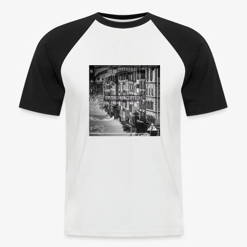 BAYONNE PERCEPTION - PERCEPTION CLOTHING - T-shirt baseball manches courtes Homme