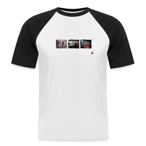 new york color ohne kontu - Männer Baseball-T-Shirt