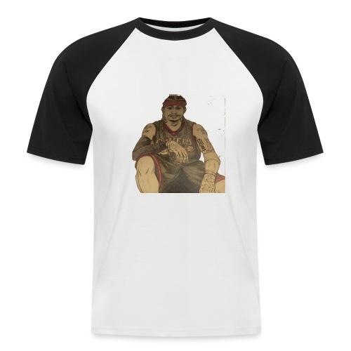 jugador - Camiseta béisbol manga corta hombre