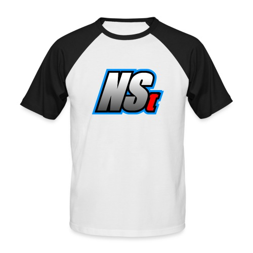 NST - T-shirt baseball manches courtes Homme