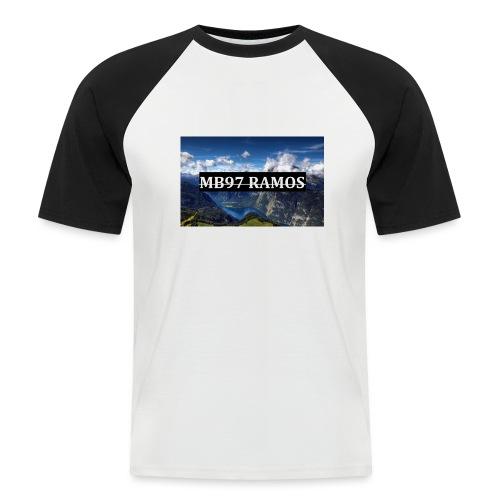 MB97RAMOS - Männer Baseball-T-Shirt
