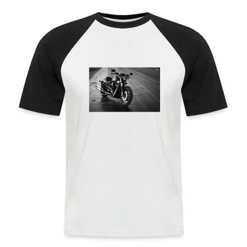 el buen estilo - Camiseta béisbol manga corta hombre