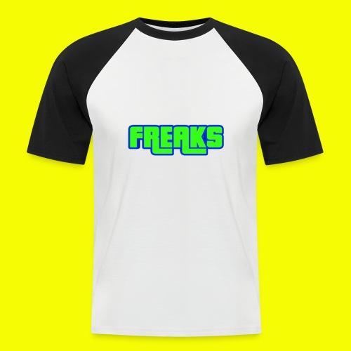 YOU FREAKS - Männer Baseball-T-Shirt