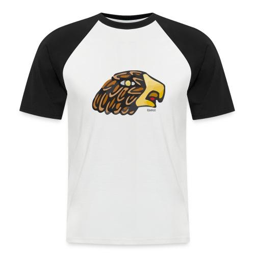 Aztec Icon Eagle - Men's Baseball T-Shirt