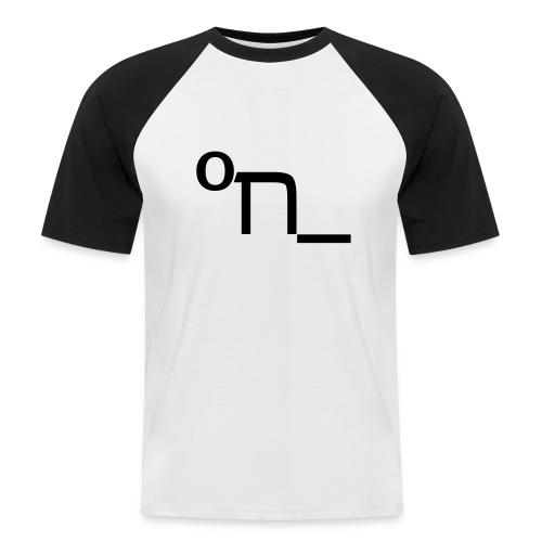 DRUNK - Men's Baseball T-Shirt