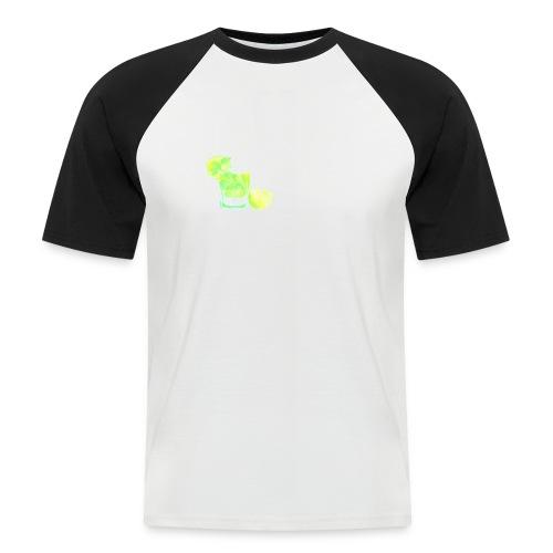 mojito - T-shirt baseball manches courtes Homme