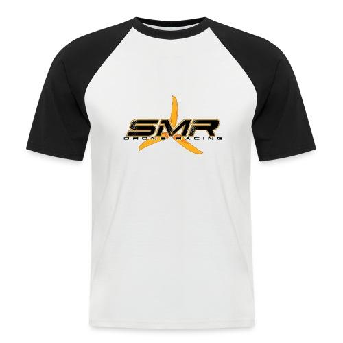 SMR WHITE - T-shirt baseball manches courtes Homme