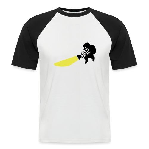 Dieb - Männer Baseball-T-Shirt