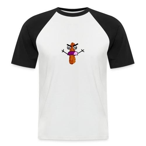 Bacon Man T-Shirt! - Men's Baseball T-Shirt