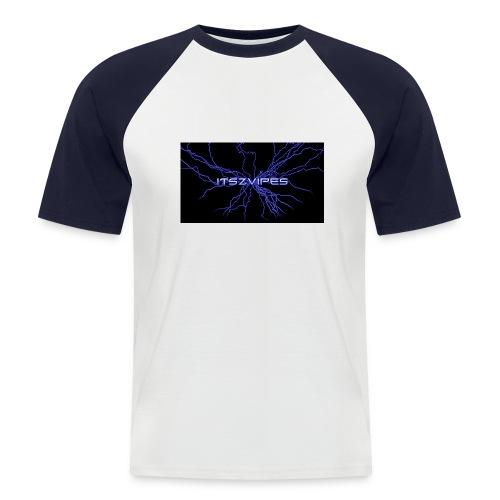 Beste T-skjorte ever! - Kortermet baseball skjorte for menn