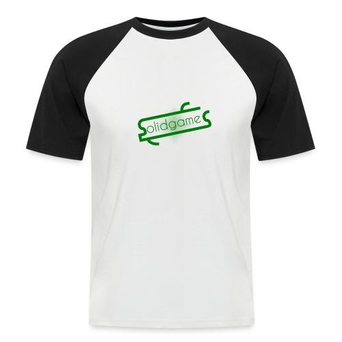Solidgames Crewneck Grey - Men's Baseball T-Shirt