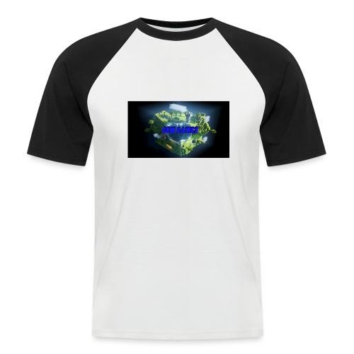 T-shirt SBM games - Mannen baseballshirt korte mouw
