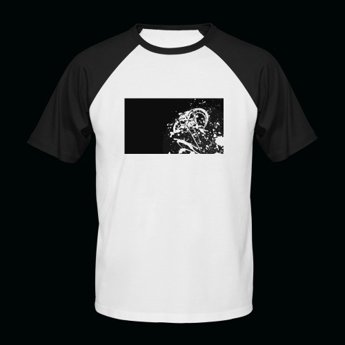 h11 - T-shirt baseball manches courtes Homme