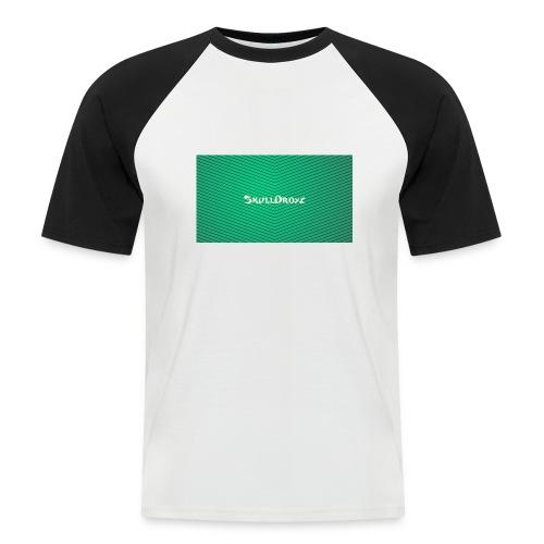 backgrounder - Männer Baseball-T-Shirt