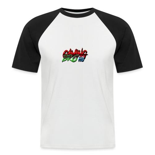 gamin brohd - Men's Baseball T-Shirt