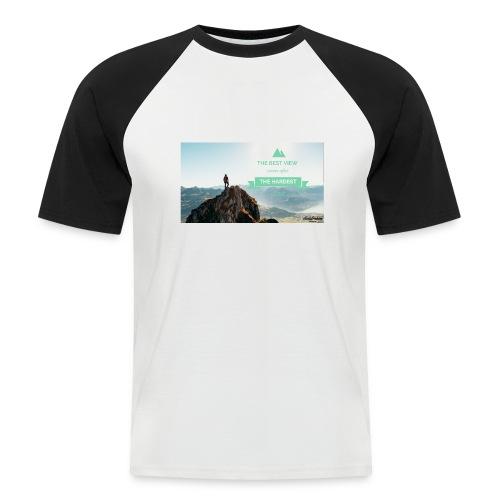 fbdjfgjf - Men's Baseball T-Shirt