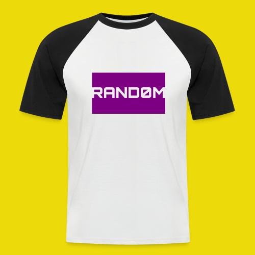 Random Logo - Men's Baseball T-Shirt