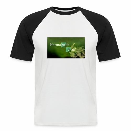 Normandie Vap' - T-shirt baseball manches courtes Homme