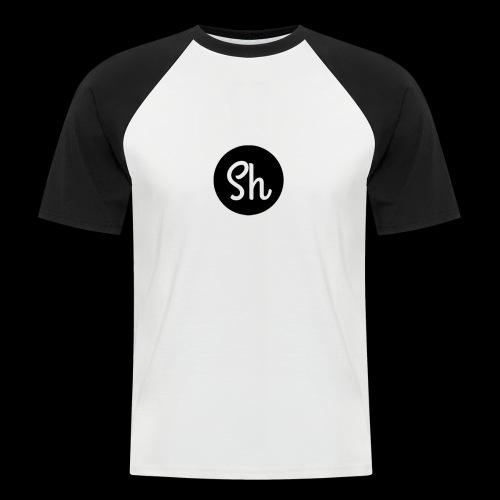 LOGO 2 - Men's Baseball T-Shirt