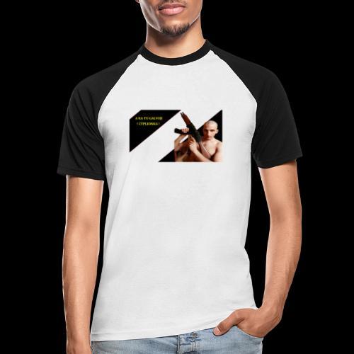 maybach cyplionka - Men's Baseball T-Shirt