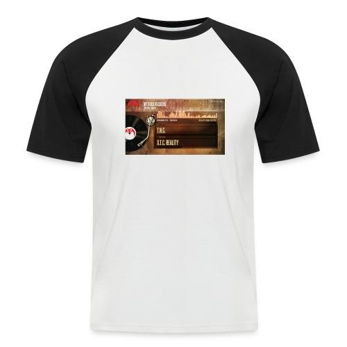 T.N.G. - X.T.C. Reality - Mannen baseballshirt korte mouw