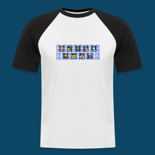 Benzaie LIVE - MUG - T-shirt baseball manches courtes Homme